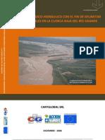Estudio Hidrologico-Hidraulico de la Cuenca Baja del Rio Grande (Dept. Santa Cruz, Bolivia)
