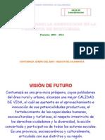 Plan Desarrollo Prov. Contumazal