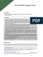 Management of End-stage Liver Disease