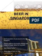 Competitor Analysis of Beer Brands in Singapore