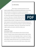 Strategy Case Study