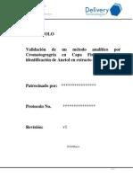 Modelo Protocolo Validacion Tecnica Analitica CCD