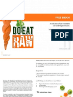 73552080 Raw Vegan Recipe FREE eBook