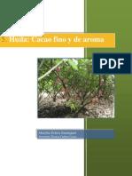 Informe de Gestion Cacao 2011