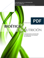 Bioética y nutrición