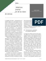 Grao - Hacer Unidades Didácticas Una Tarea Fundamental en La Planificación de Las Clases de Ciencias