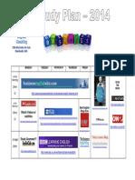 Business English - New Study Plan 2014