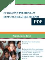 I. Nutrición Mundial