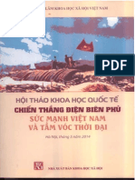 Thayer the Significance of the Dien Bien Puu Victory and the 1954 Geneva Agreements