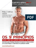 Os 9 Principios Para ter um Corpo Magro e Definido - Philip Hoffman.pdf