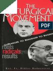 The Liturgical Movement by Rev. Fr. Didier Bonneterre (2002)