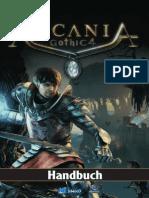 Arcania PC Man De