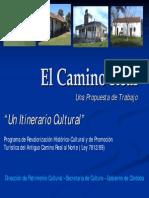 El Camino Real Josefina Piana