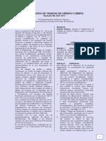 Reglamento de Tarjetas de Crédito y Débito - Perú
