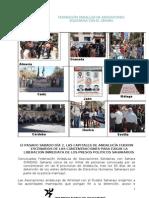 Comunicado concentración en Andalucia
