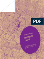 Guia Metodologica Estudio Del Paisaje