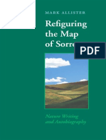 Mark Christopher Allister-Refiguring the Map of Sorrow_ Nature Writing and Autobiography (Under the Sign of Nature_ Explorations in Ecocriticism) (2001)