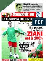 Edition du 10 novembre 2009