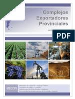 Complejos Exportaciones Provinciales 2010