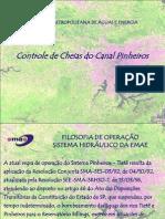 Dados Do Canal Do Pinheiros