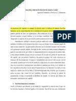 AGOS Y FRAN Modos Desarrollo y DDHH