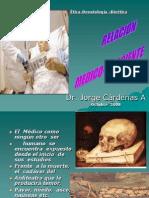 14.- Relacion Medico Paciente