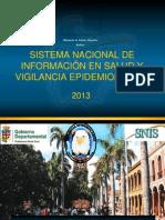 Snis-Ve Scz 2013
