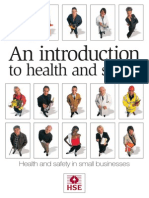 Health & Safety for Small Business