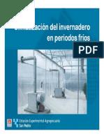 Climatizaci%C3%B3n Del Invernadero en Per%C3%ADodos Frios