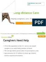 Long Distance Care with RememberItNow!