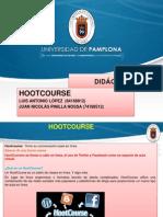 Didactica Virtual Hootcourse.com