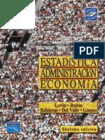 S 05 L Levin Estad Para Admin y Economa 05 07