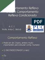 Reflexo+Inato+Condicionado