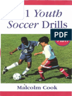 101 Youth Soccer Drills Age 7-11- Malcolm Cook [SM]