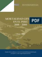 Mortalidad General en El Peru