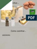 Como Cozinhar