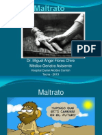 8. Maltrato Adulto Mayor