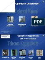 O&M Technical Manual
