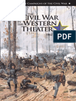 The Civil War the Western Theater 1862