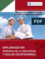 II-Diplomado GSSO - Inicio 12 04 14