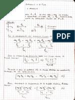 Introducción a La Física - Ayudantía 1 - Conservación de La Energia y El Momento Lineal