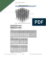 Bobot Desain Bangunan (wD+wL)_Portal Simetrik+Non Simetrik