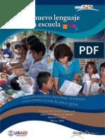 Nuevo Lenguaje Escuela Elsalv