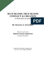 Blood conflict blue creation & pdf true blood