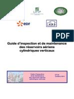 DT 94 Guide Reservoirs de Stockage