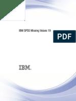 Ibm Spss Missing Values 19