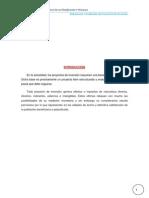 Proy, Objetivos, Planif y Procesos