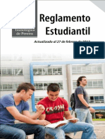 UTP - Reglamento Estudiantil