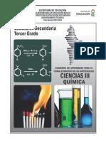 Cuaderno de actividades para fortalecer el aprendizaje de Ciencias III (Química).pdf