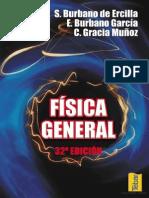 Fisica General 32 Ed. Burbano de Ercilla
